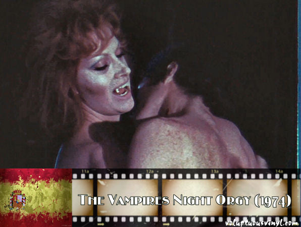 The Vampires Night Orgy (1973) - Vampire Flesh Is A Dish Best Served Warm!