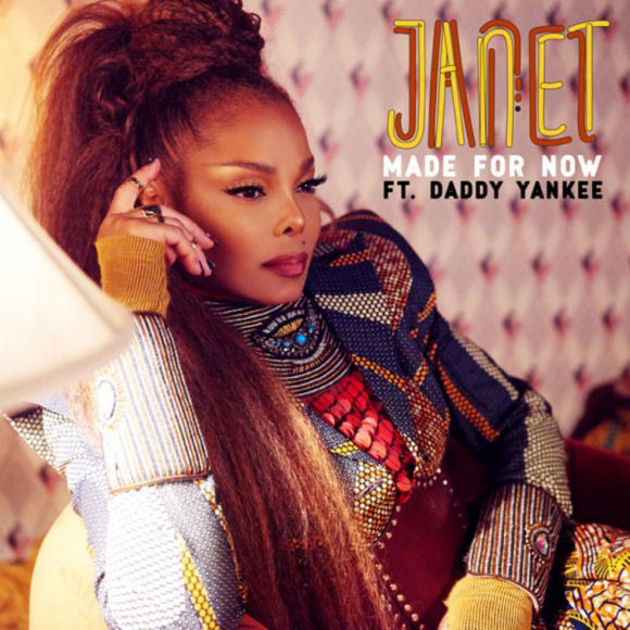 Video Vibes: Janet Jackson Feat. Daddy Yankee - Made For Now (2018)