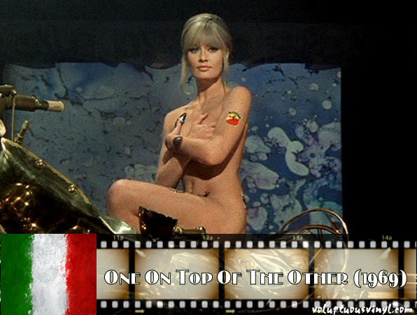 One on Top of the Other (1969) - Marisa Mell Does Double Duty