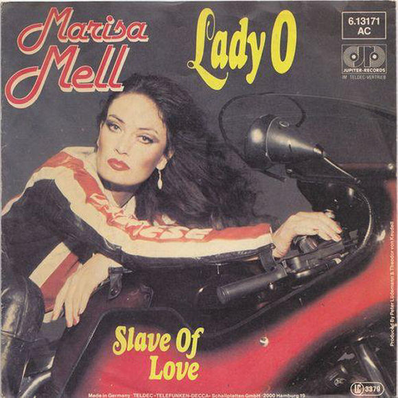 Review: Marisa Mell - Lady O / Slave Of Love (1981)