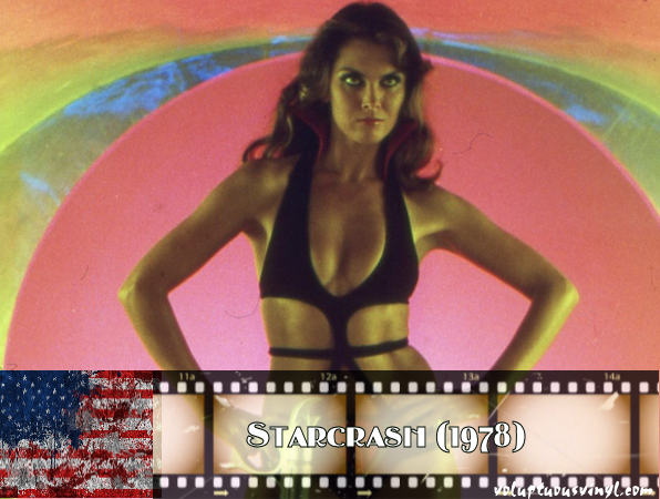 Starcrash (1978) - The Best Star Wars Knock-Off Film Ever