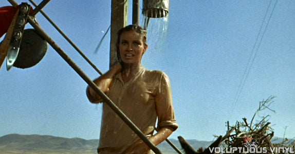 Raquel Welch Wet T-Shirt