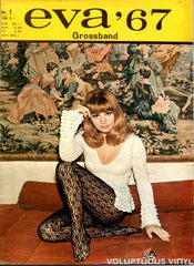 Christa Linder Eva '67 Magazine Cover