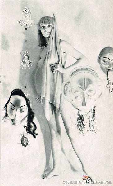 Christa Linder Nude Masks