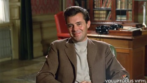 Dirk Bogarde as Nicholas Whistler in Hot Enough For June