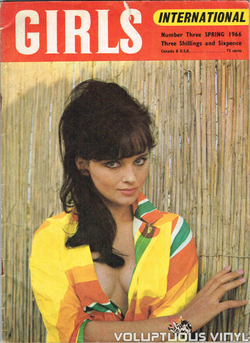 Femi Benussi - Girls Magazine Cover
