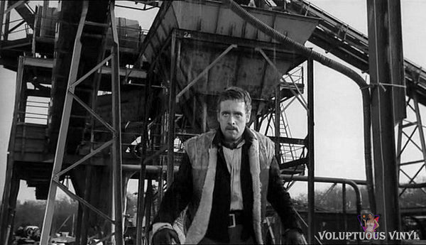 Patrick McGoohan in Hell Drivers