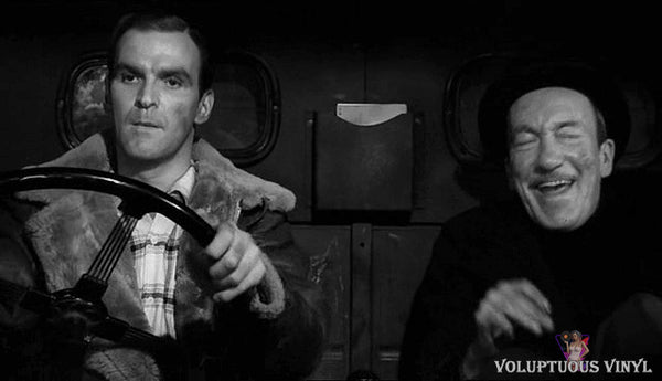 Stanley Baker in Hell Drivers
