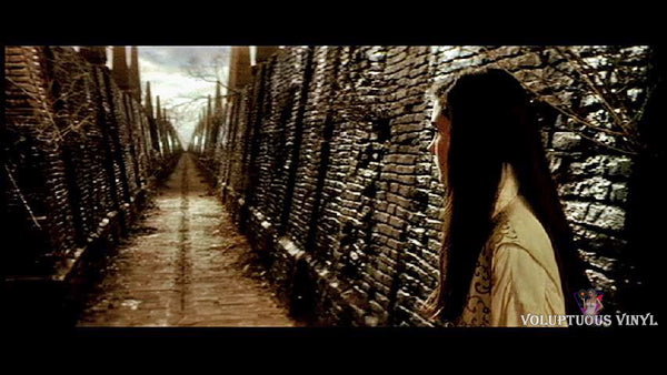 Jennifer Connelly in the Labyrinth maze