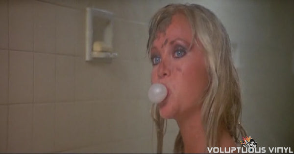 Angela Aames bubble gum girl