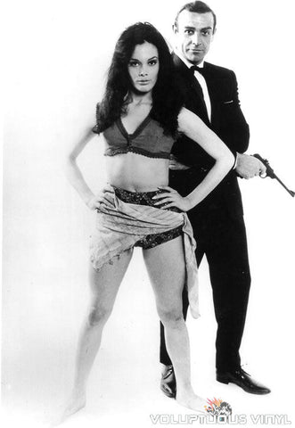 Martine Beswick & Sean Connery From Russia With Love