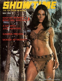 Martine Beswick Showtime Magazine cover