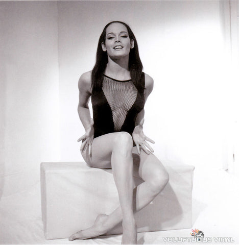 Martine Beswick Thunderball black swimsuit