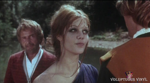 Tina Aumont in Master Of Love