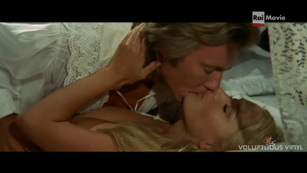 Barbara Bouchet Nude Makeout In The Nights and Loves of Don Juan