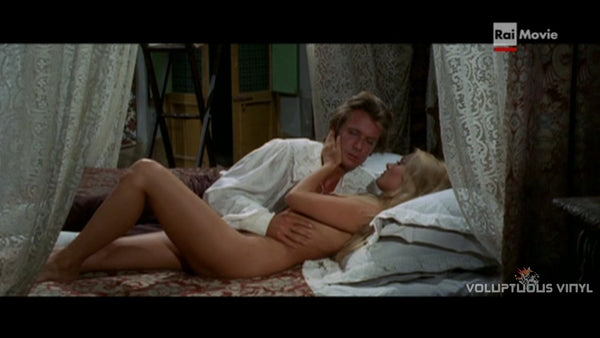 Barbara Bouchet Nude In The Nights and Loves of Don Juan