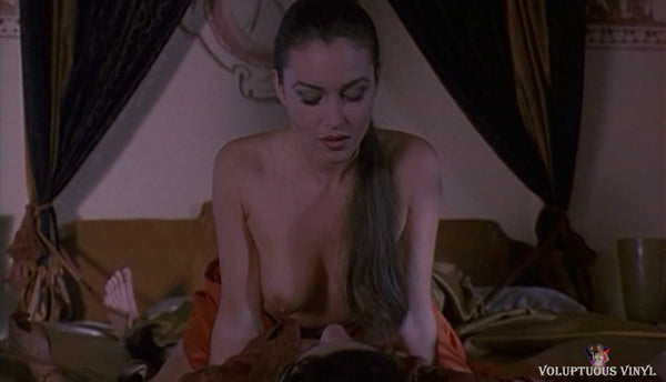Monica Bellucci topless in Ostinato Destino