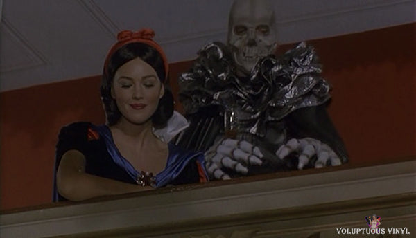Monica Bellucci as Snow White in Ostinato Destino