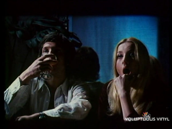 The Rogue - Barbara Bouchet bored