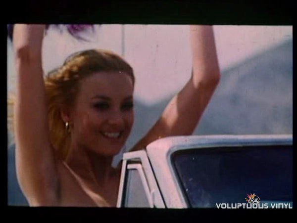 The Rogue - Barbara Bouchet topless driving