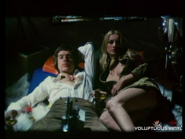 The Rogue - Marko & Barbara Bouchet getting drunk