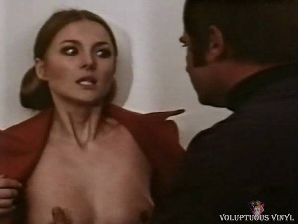 Barbara Bouchet exposes herself in Valerie Wife Of David
