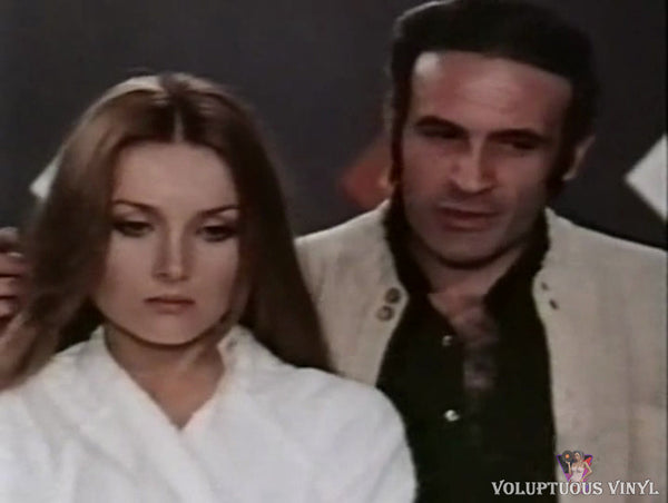 Barbara Bouchet and Pier Paolo Capponi in Valerie Wife Of David