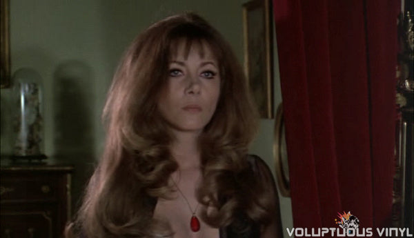 The Vampire Lovers Ingrid Pitt as Carmilla Karnstein