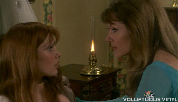 The Vampire Lovers Madeline Smith & Ingrid Pitt