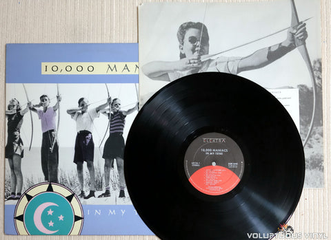 10,000 Maniacs ‎– In My Tribe - Vinyl Record