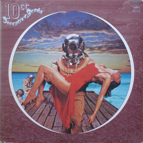 10cc ‎– Deceptive Bends (1977)