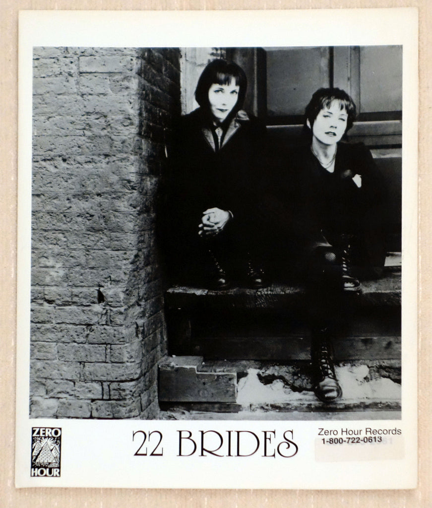 22 Brides - Zero Hour Records - Promotional Photo