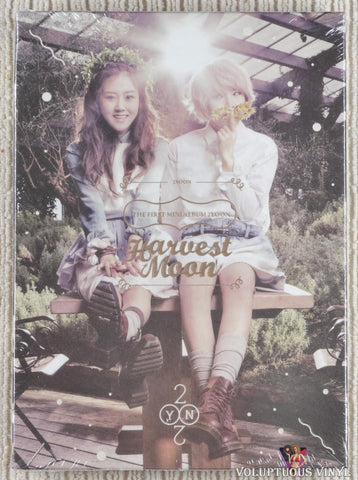 2Yoon ‎– Harvest Moon (2013) Korean Press, SEALED