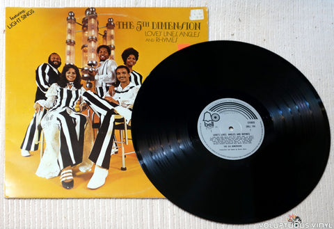 The 5th Dimension ‎– Love's Lines, Angles And Rhymes - Vinyl Record