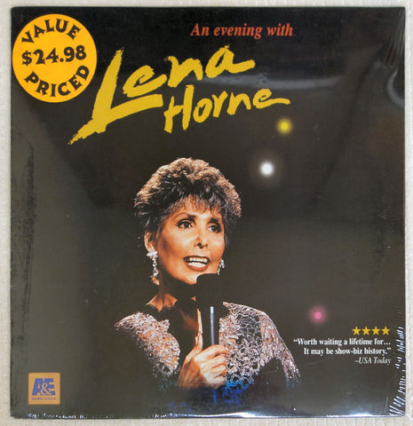 An Evening With Lena Horne (1994) SEALED