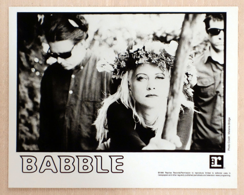 Babble - Reprise Records - Promotional Photo