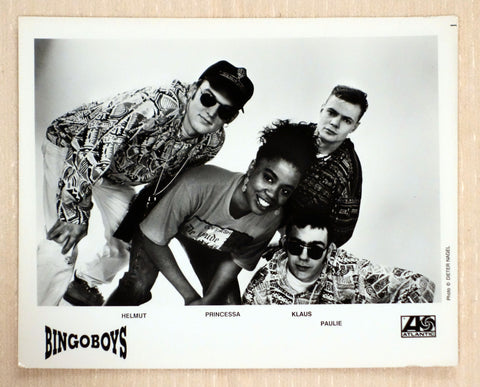 Bingoboys - Atlantic Records - Promotional Photo