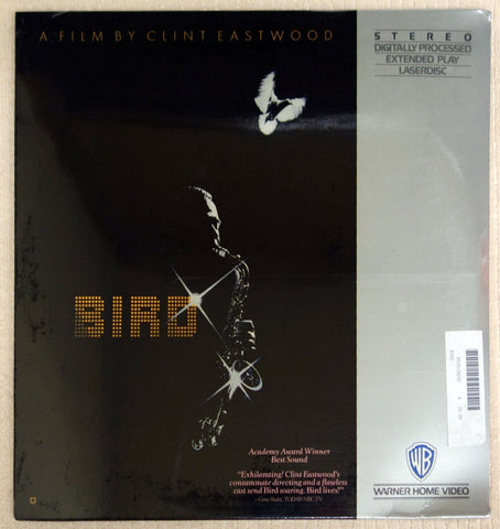 Bird - Laserdisc - Front Cover