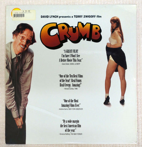 Crumb (1994) SEALED
