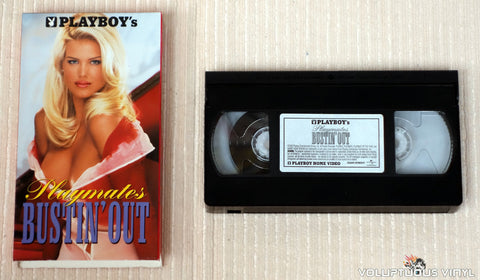 Playboy's Playmates Bustin' Out - VHS Tape