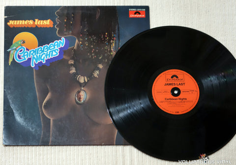 James Last ‎– Caribbean Nights - Vinyl Record