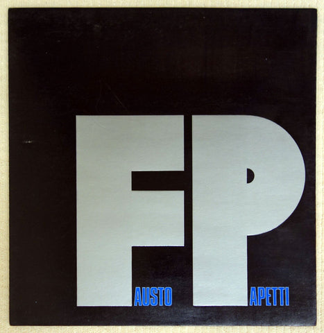 Fausto Papetti - 31a Collection - Vinyl Record - Front Cover