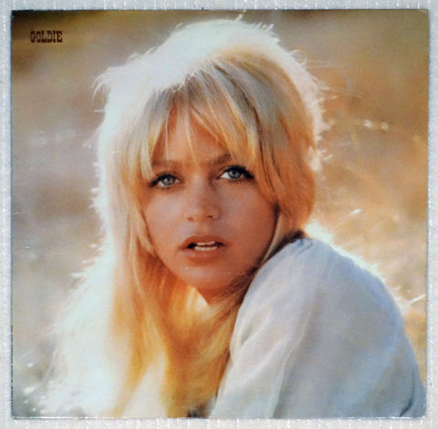 Goldie Hawn ‎– Goldie - Front Cover - Vinyl Record