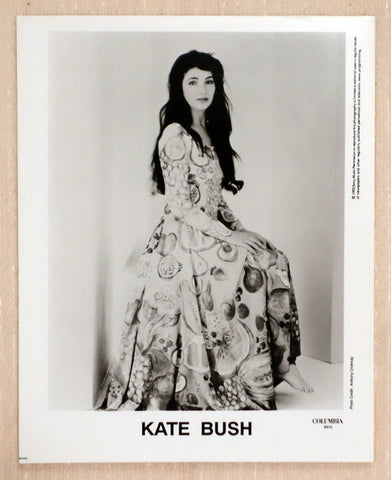 Kate Bush - Columbia Records - Promotional Photo