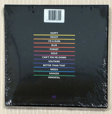 Marina And The Diamonds ‎– Froot - Back Cover - Vinyl Record Boxset