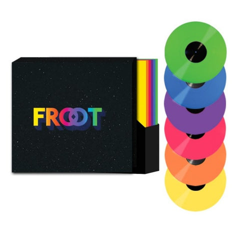 Marina And The Diamonds ‎– Froot - Colored Vinyl - Limited Edition Boxset