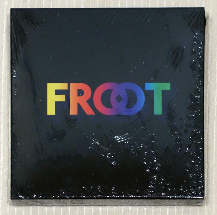 Marina And The Diamonds ‎– Froot - Front Cover - Vinyl Record Boxset