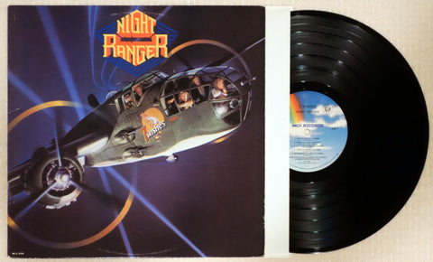 Night Ranger - 7 Wishes - Vinyl Record