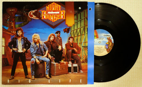Night Ranger - Big Life - Vinyl Record