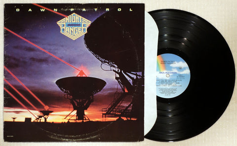 Night Ranger - Dawn Patrol - Vinyl Record